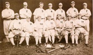 1910 Pelicans