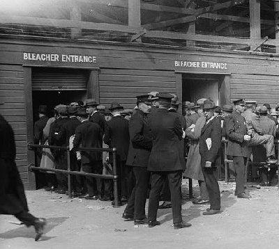 1923 attendance
