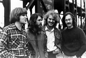 John Fogerty and Creedence Clearwater Revival.