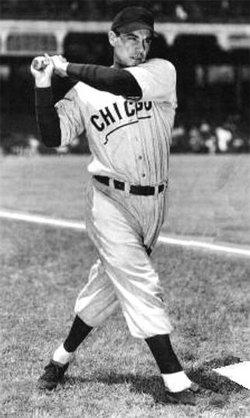1945 NL MVP Phil Cavarretta