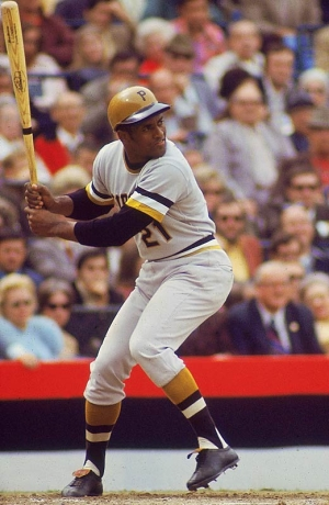 Roberto Clemente rapped out his last and 3,000th hit on September 30, 1972.
