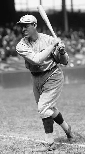 Lew Fonseca, who began his career with the Reds, belted a homer but was seriously injured during the last play of the game.