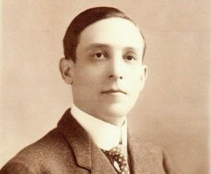 National League President Harry Pulliam