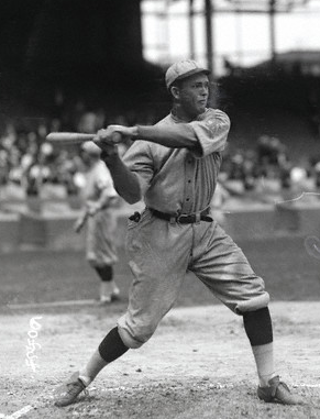 Rogers Hornsby bested Walter Johnson for a two-run triple that sealed the Nationals' victory.