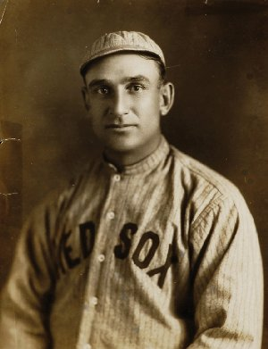 Jake Stahl led the 1912 team to a franchise record 105 wins in 1912.