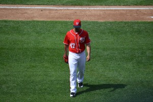 Dejected Gio Gonzalez leaves first loss of season