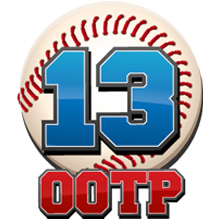 OOTP 13 Small Logo