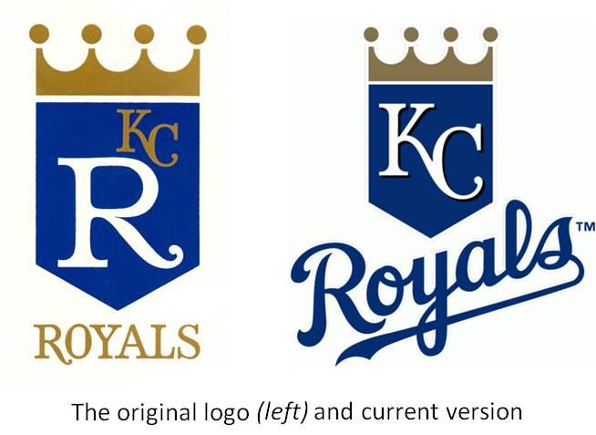 Crowning Achievement The Man Behind The Kansas City Royals Logo Seamheads Com
