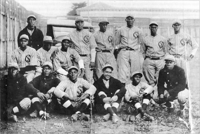 The 1923/24 Santa Clara Leopardos.