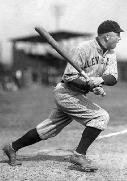 Tris Speaker honored his friend Ray Chapman with a stirring tribute followed by brilliant play in the field.