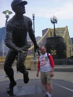 Statue of Roberto Clemente