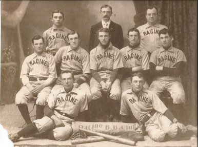 Ed Killlian seated in the second row, second from left