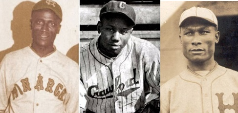 Turkey Stearnes, Josh Gibson, Charlie Smith
