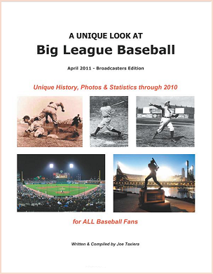 A Unique Look at Big League Baseball