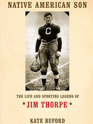 Jim Thorpe Book Cover